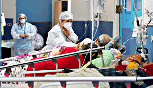 Corona Sukses Obok-obok Sistem Kesehatan, Kengerian Terasa hingga Keluarga Sulit...