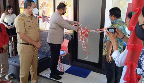 Kapolres dan Wawalkot Bekasi Hadiri Launching Produk UMKM Bakso Premium Arjuna