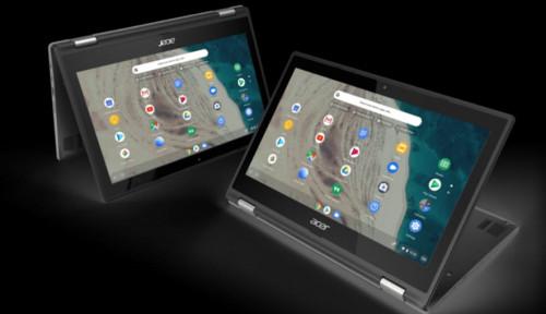 Acer Hadirkan Laptop Chromebook Produk dalam Negeri