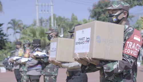 J99 Corp Kembali Salurkan Bantuan 5.000 Paket Sembako dan Alat Kesehatan bagi Warga Malang Raya