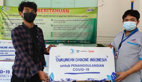 Danone Indonesia Gandeng Dompet Dhuafa Inisiasi Program Covid-19 Emergency Response