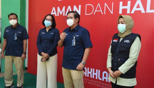 Wujud Mendukung Pemerintah, Petrokimia Gresik Gelar Vaksinasi Gotong Royong
