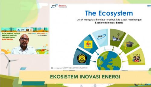 Ekosistem JIRAP dan Inovasi Teknologi untuk Energi Baru dan Terbarukan