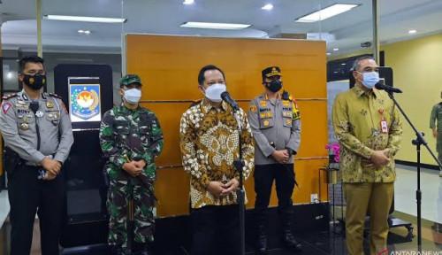 Kunjungi Kabupaten Tangerang, Menterinya Jokowi Apresiasi Realisasi APBD dan Insentif Nakes