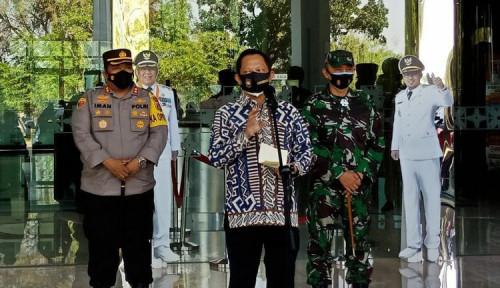 Realisasi Insentif Nakes di Tangsel Capai 98 Persen, Menteri Tito Berikan Apresiasi