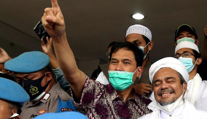 Bakal Diperiksa Densus 88 di Kasus Munarman, Habib Rizieq Bereaksi