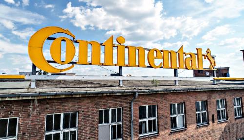 Kisah Perusahaan Raksasa: Continental, Manufaktur Suku Cadang Otomotif yang Bisnisnya Lagi Merosot