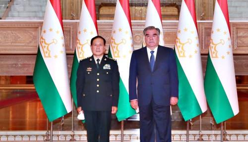 China Gandeng Presiden Tajikistan untuk Tingkatkan Kerja Sama, Kemitraan Strategis?