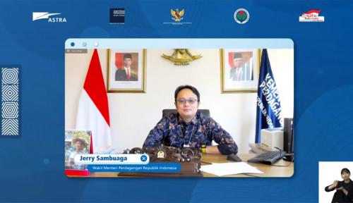 Kemendag Acungi Jempol UMKM Binaan Astra Tembus Pasar Ekspor