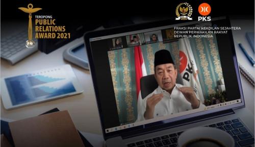 Fraksi PKS Raih Penghargaan TPR Award 2021, Kategori Best Government