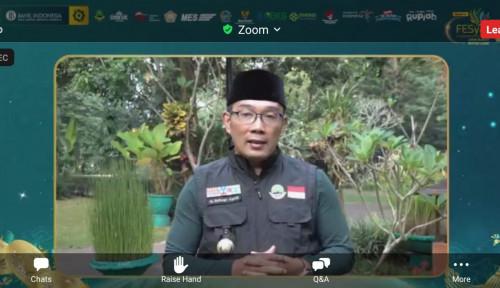 Dear Mahasiswa, Pasang Kuping Kamu! Dengerin Nih Omongan Ridwan Kamil: Kritik Boleh Saja, Asal...