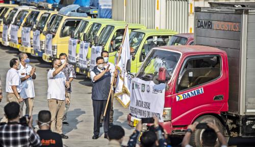 Bansos di DKI Pakai Beras Premium, Anies Baswedan Dielu-elukan: Pasti Gak Ada yang Dikorupsi