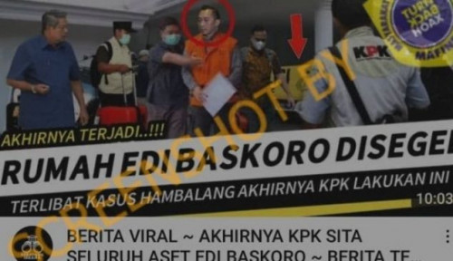 Bikin Geger! Anak SBY Pakai Rompi Orange, Rumahnya Digerebek KPK, Eh Gak Tahunya Cuma...