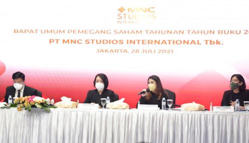 MNC Studios Bakal Bagikan Sebagian Keuntungannya ke Pemegang Saham