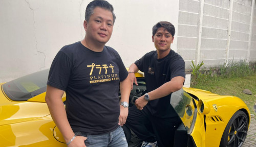 Yohanes Teguh Gunawan, Dari Hobi Kini Sukses Jadi Bos Wrapping Modifikasi Mobil