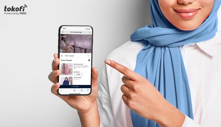 Bantu UMKM Buka Toko Online Sendiri, Aplikasi Kasir POST. Luncurkan Fitur Tokofi