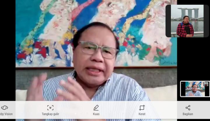 Rizal Ramli Soroti Pertanian Tanah Air, Wakil Menteri: Masa Pandemi Sektor Pertanian Jadi Penyelamat