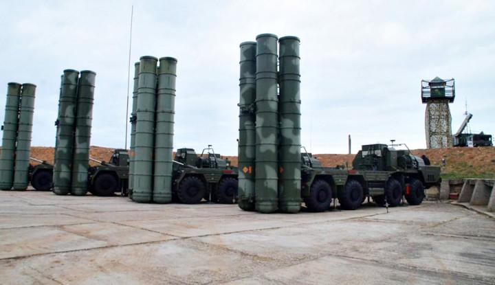 Gak Peduli Amerika Meradang, Erdogan Tetap Borong Rudal S-400 Rusia