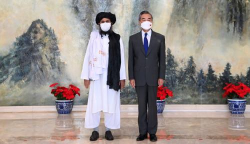 Perwakilan China dan Taliban Bakal Bertemu di Qatar dengan Bawa Agenda Ini