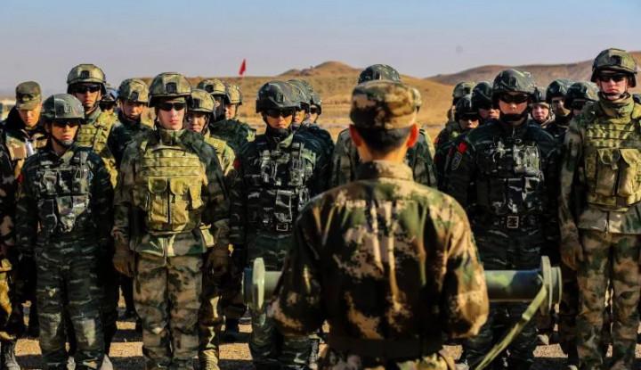 China dan Rusia Gelar Latihan Militer Gabungan, Amerika Pasang Mata Baik-baik Jika Mau...
