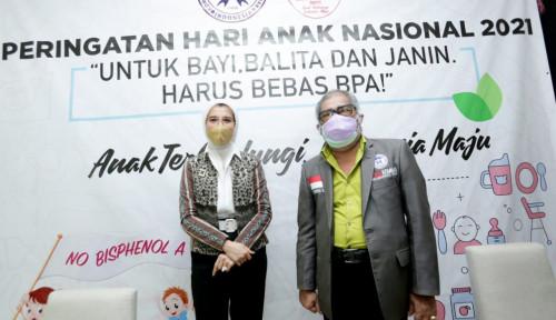 Peringatan Hari Anak Nasional: Anak Terlindungi Paparan BPA, Indonesia Maju