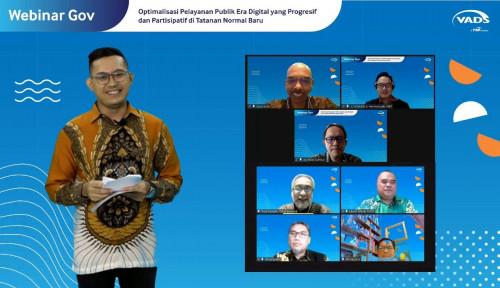 Gelar Government Webinar 2021, PT VADS Kenalkan Solusi  Pelayanan Publik di Tatanan Normal Baru