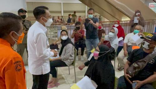 Sentra Vaksinasi BPPD Jabar Targetkan 56 Ribu Warga yang Diencus Vaksin