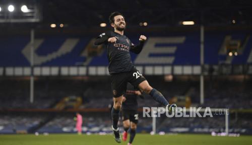 Wih! Bernardo Silva Jadi Rebutan Barcelona dan Atletico Madrid