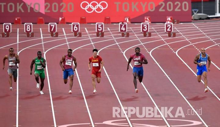 Olimpiade Tokyo 2020: AS Belum Bisa Geser China dari Puncak Perolehan Medali