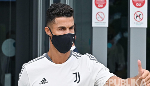 Nedved Pastikan Ronaldo Masih Bertahan di Juventus