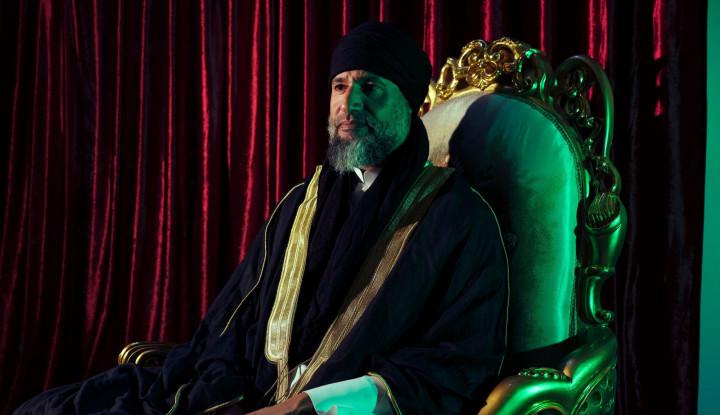 Putra Gaddafi Masih Hidup dan Dia Ingin Mengambil Kekuasaan Libya Kembali