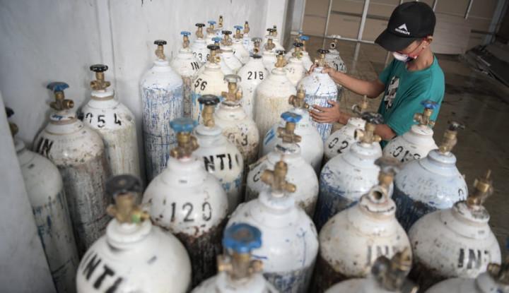 Sinergi Bank Indonesia dan Pemprov Jabar Penuhi Kebutuhan Oksigen