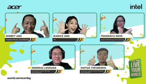 Acer Day 2021 Live Your World Sajikan Kolaborasi Musik 6 Negara