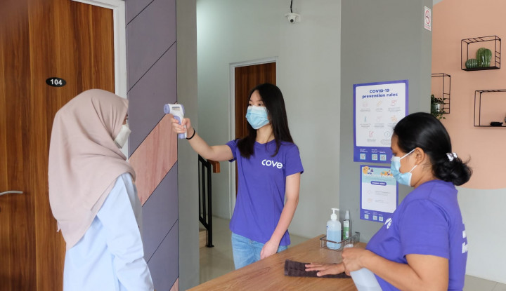 Cari Hunian Aman dan Nyaman di Masa Pandemi, Co-Living jadi Pilihan