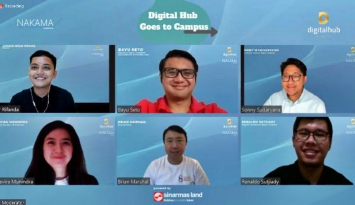 Sinar Mas Land Gandeng Google di Ajang Digital Hub Goes to Campus