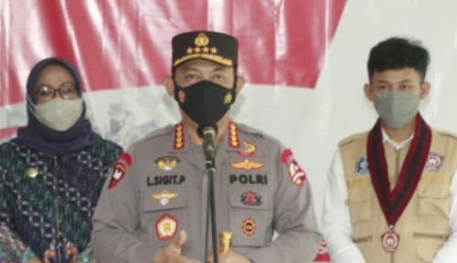 Kapolri Jenderal Listyo Apresiasi Kegiatan Vaksinasi PB INSPIRA dan IPB University di Bogor