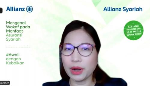 Punya Manfaat Besar, Allianz Life Ajak Nasabah Manfaatkan Fitur Wakaf