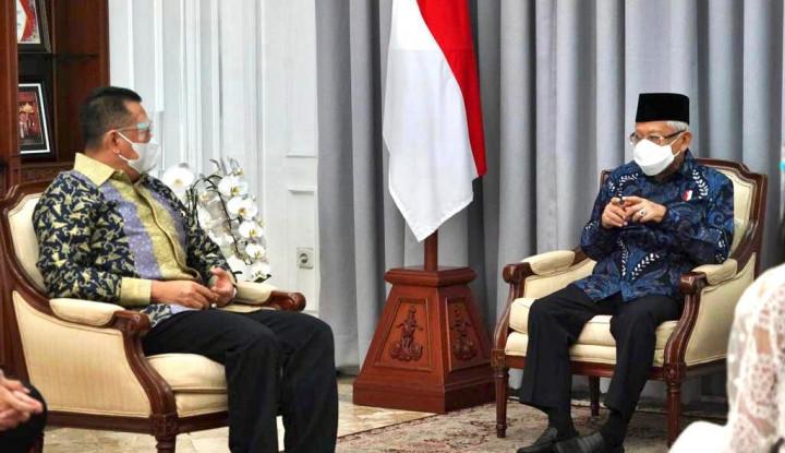Dukung Presiden Jokowi Tangani Covid-19, Bamsoet Optimis Heird Immunity Tercapai Tahun Ini