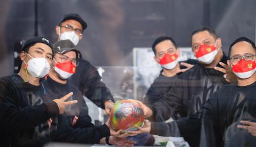 Duet Bareng Borneo FC-Nevertoolavis Akan Sebarkan Virus Kreatif di Dunia Sepak Bola Indonesia