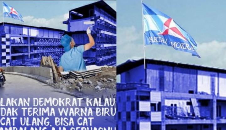 Partai Demokrat Bayang-Bayangi PDIP dan Gerindra: Persaingan Pilpres 2024 Makin Dinamis