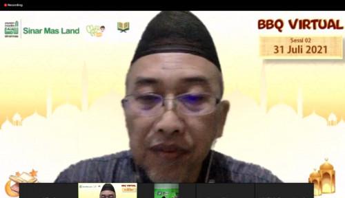 Yayasan Muslim Sinar Mas Land Kembali Gelar Training of Trainer Cara Cepat Membaca Al-Qur'an