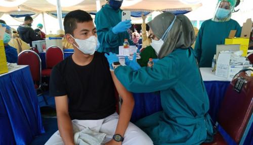 Percepat Vaksinasi di Jawa Timur, Khofifah Cermati Dua Daerah Ini