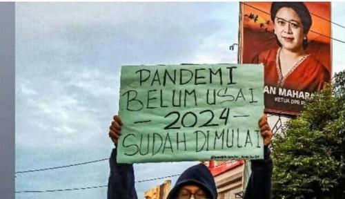 Baliho Tak Mampu Selamatkan Elektabilitas Puan Maharani, PDIP: Teori dari Mana Itu?