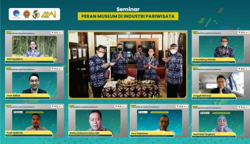 Festival Museum Yogyakarta 2021 Resmi Dibuka