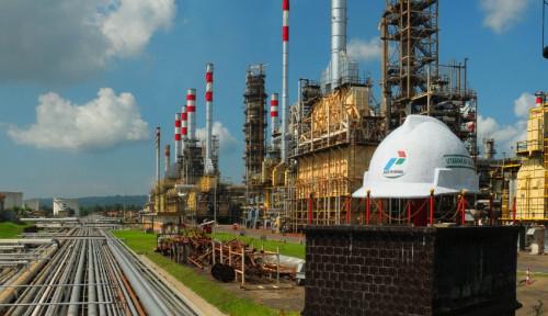 Sektor Pengolahan dan Petrokimia Pertamina Capai Kinerja Operasi Positif di Triwulan 2/2021
