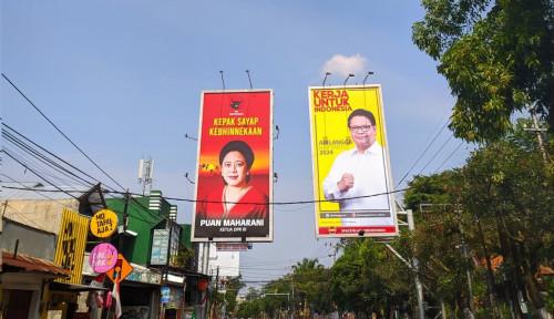 Sindir Baliho Politik yang Menjamur, Gubernur Ini Bilang Sudah Nggak Zaman