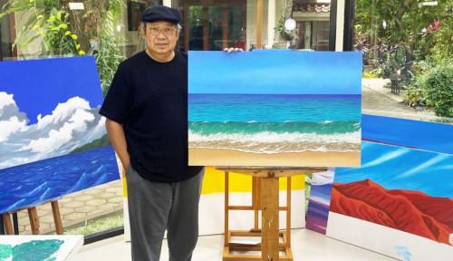 Diungkap Annisa Pohan, SBY dalam Sehari Hasilkan Satu Lukisan