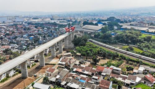 Maju Terus Pantang Mundur, PT KCIC Bakal Kebut Pembangunan KCJB