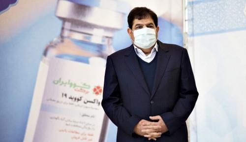 Inilah Wakil Presiden Iran yang Ditunjuk Ebrahim Raisi, Disetujui Amerika hingga...
