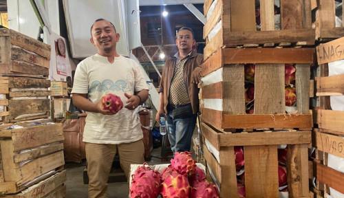 Cerita Penjual Buah yang Tetap Tangguh di Tengah Pandemi Covid-19